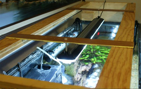 Download How To Make Aquarium Hood Light Plans Diy Kitchen