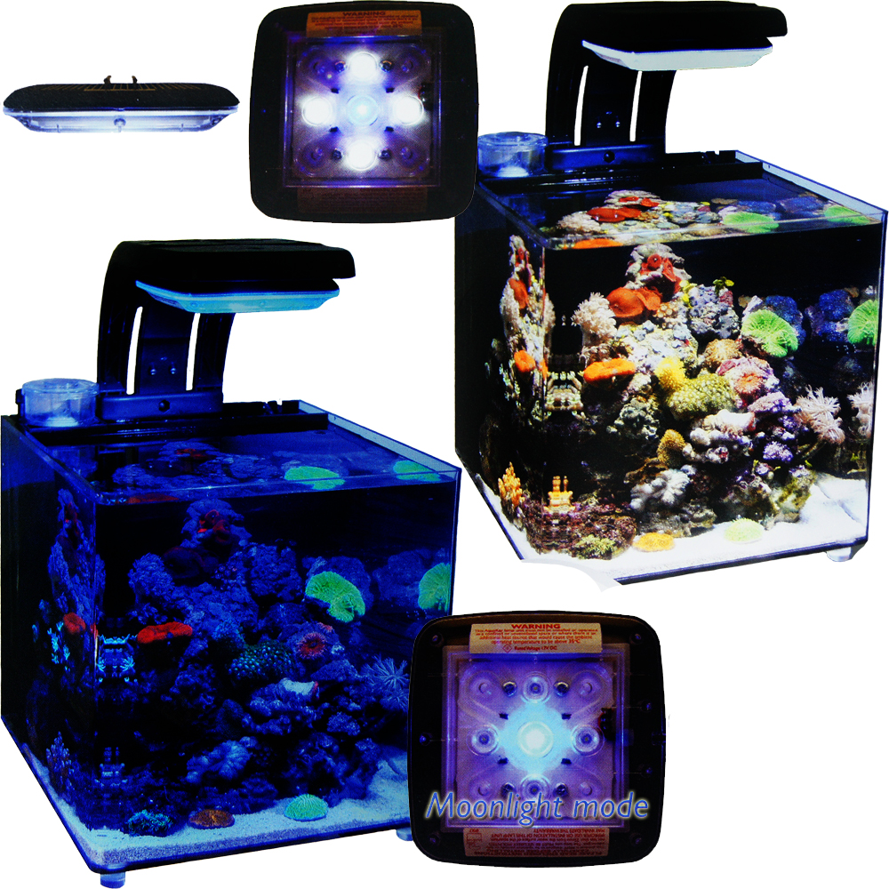 Nano led aquarium fish tank lighting - Another