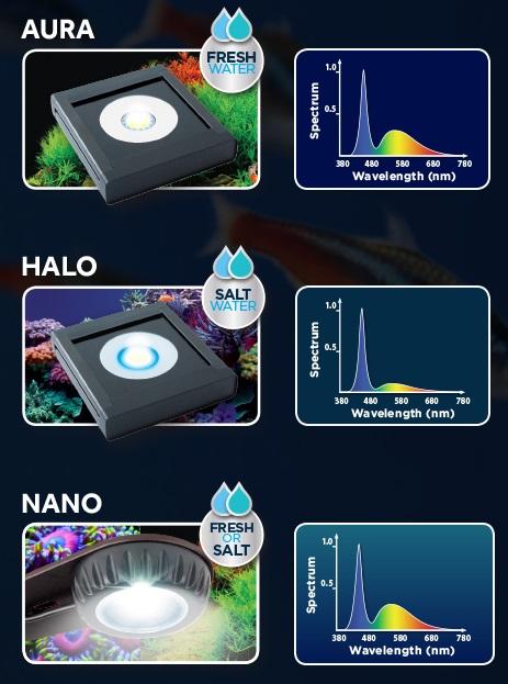 Led Aquarium Light Review Aquaray Ecotech Aqua