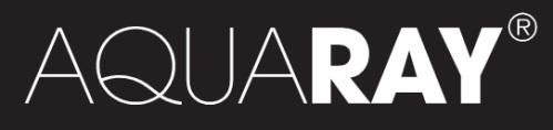 AquaRay Logo